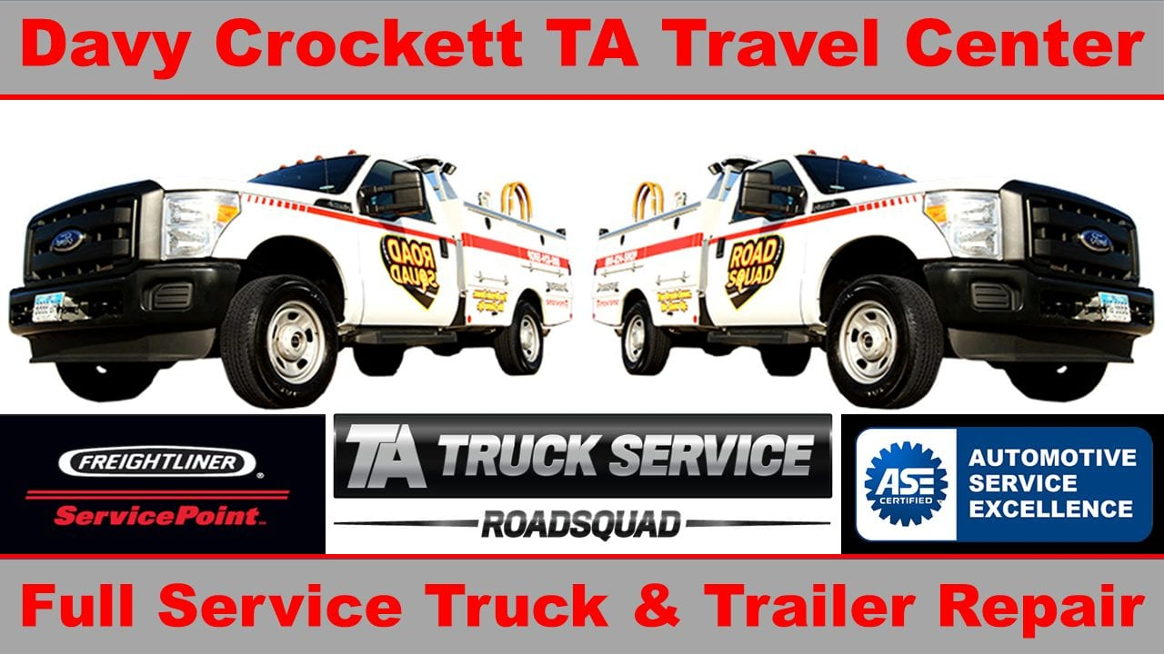 Ta Truck Service >> Truck Service